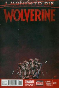 Wolverine (2014 series) #12, NM (Stock photo)