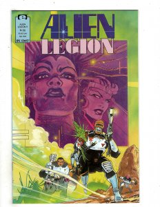 Alien Legion #9 (1989) SR18