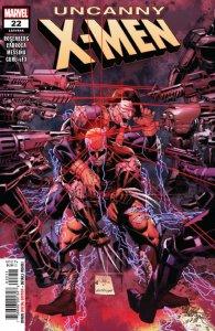 Uncanny X-Men #22 (Marvel, 2019) NM