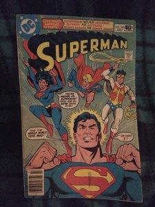 Superman #349 FN