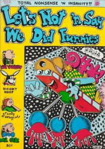 Let's Not 'n Say We Did Funnies #1 FN; Adam's Apple | save on shipping - details