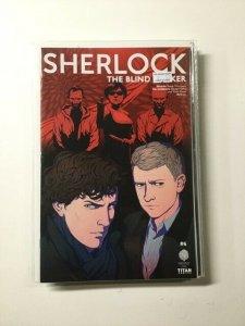 Sherlock: The Blind Banker #6 (2017) HPA
