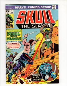 Skull The Slayer #4 (F/VF) *$3.99 UNLMTD SHIPPING!*