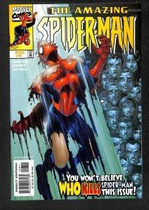 The Amazing Spider-Man #8 (1999)
