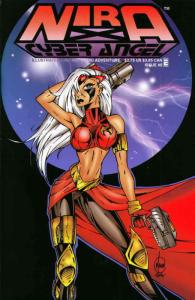 Nira X: Cyberangel #0 FN; Entity | save on shipping - details inside