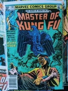 Master of Kung Fu #103 (1981)