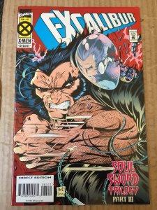 Excalibur #85 (1995)
