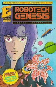 Robotech Genesis #1 FN; Eternity | save on shipping - details inside