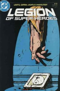 Legion of Super-Heroes (3rd Series) #4 FN; DC   save on shipping - details insid