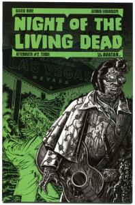 NIGHT of the LIVING DEAD Aftermath #2, NM, Terror, Elvis, 2012, more in store