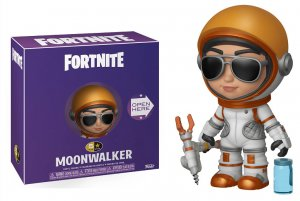 Funko 5 Star Fortnite Series 1 Moonwalker Vinyl Figure - New!
