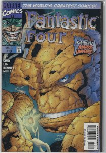 Fantastic Four #10 (1997)