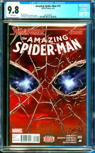 Amazing Spider-Man #15 CGC Graded 9.8