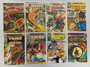 Human Torch APP Lot 16 Different Books