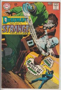 Strange Adventures #212 (Jun-68) VF+ High-Grade Deadman