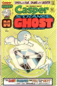 CASPER STRANGE GHOST STORIES (1974-1977) 7 VF COMICS BOOK