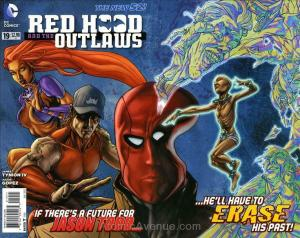 Red Hood and the Outlaws #19 FN; DC | save on shipping - details inside