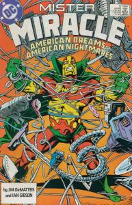 Mister Miracle (2nd Series) #1 VF; DC | save on shipping - details inside