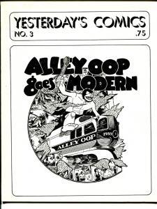 Yesterday's Comics #31973-Alley Oop-Capt Marvel-Howdy Doody-Buz Sawyer-FN/VF