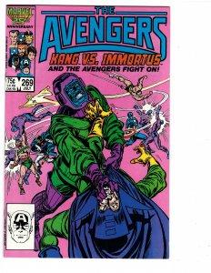 The Avengers #269 (1986)