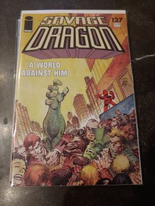 Savage Dragon #127 (2006)