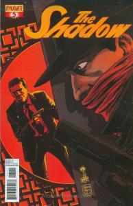 Shadow, The (5th Series) #5D VF/NM; Dynamite | save on shipping - details inside
