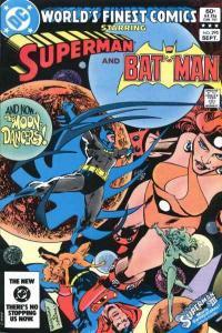 World's Finest Comics #295, Fine+ (Stock photo)