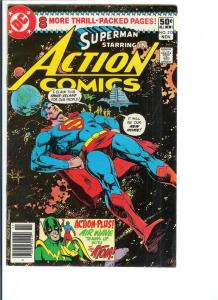 Action Comics #513, - Bronze Age - Nov., 1980 (FN)