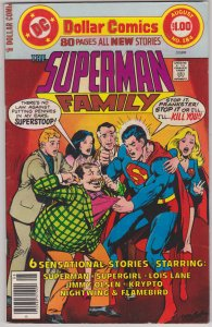 The Superman Family #184 (1977)
