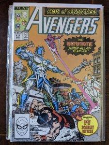 The Avengers #313 (1990)