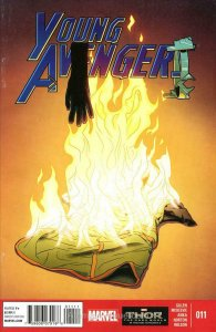 Young Avengers (2nd Series) #11 FN; Marvel   save on shipping - details inside