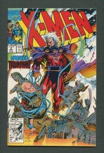 X-Men #2  (Jim Lee Cover)  / 9.4 NM / November 1991
