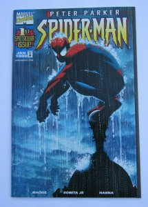 Peter Parker Spider-Man #1 VF/NM Dynamic Forces Limited 8095/12000 Marvel Comics