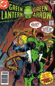 Green Lantern (2nd Series) #104 VG; DC   low grade comic - save on shipping - de