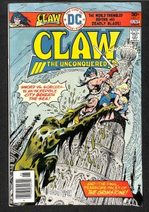 Claw the Unconquered #7 (1976)