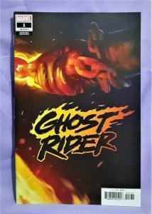 Ed Brisson GHOST RIDER #1 Razzah Teaser Wraparound Variant Cover (Marvel, 2019)!