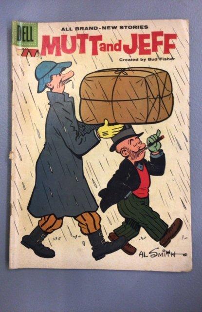 Mutt & Jeff #111 (1959)