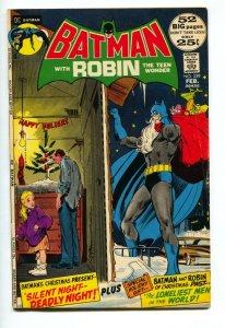BATMAN #239-1972-NEAL ADAMS-HIGH GRADE-X-MAS-vg+