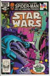 Star Wars (1977) #54 Direct Edition