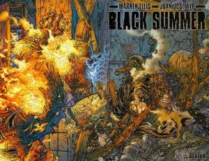Black Summer #1B VF/NM; Avatar | save on shipping - details inside