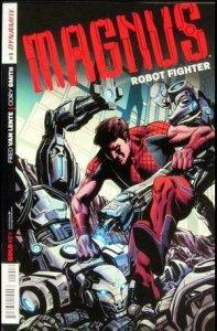 Magnus Robot Fighter (Dynamite Vol. 1) #1 (2nd) VF/NM; Dynamite   save on shippi