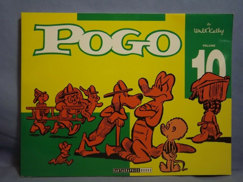 Comic Lot UNDERZO ASTERIX & THE ACTRESS WALT KELLY POGO Collected Works Retro!!!
