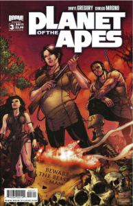 Planet of the Apes (5th Series) #3B VF/NM; Boom! | save on shipping - details in