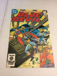 Blue Devil 8 Nm Near Mint DC Comics