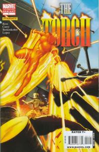 Torch, The #1 (2nd) VF/NM; Marvel | save on shipping - details inside