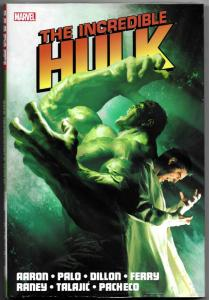 Incredible Hulk by Jason Aaron HC Vol 02 (Marvel, 2012) New/Sealed