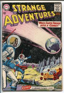 STRANGE ADVENTURES #150 1963-DC-ATOMIC KNIGHTS-GREYTONE-vg