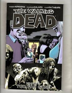 The Walking Dead Vol. # 13 Image Comics TPB Graphic Novel Comic Book 3rd Pr J346