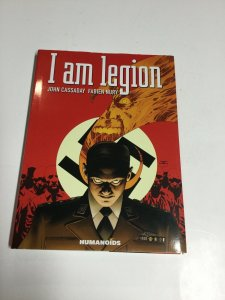 I Am Legion Nm Near Mint Tpb Oversized HC Hardcover