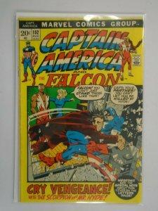 Captain America #152 3.0 GD VG (1972 1st Series)